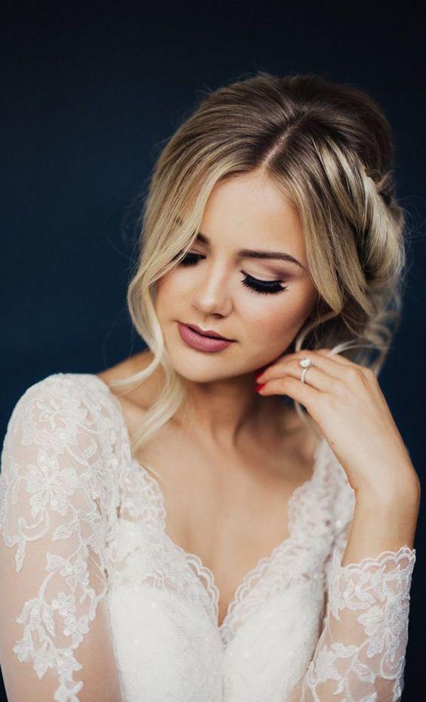 Kim Kardashian Wedding Hairstyles And Haircuts Ideas Bride Hairstyles Maggie Sottero Wedding Dresses Perfect Wedding Dress