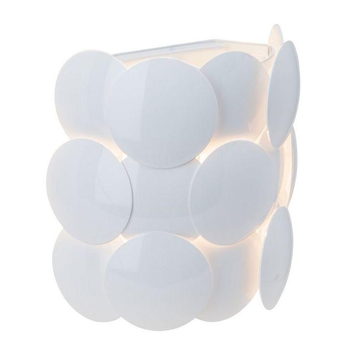 Brilliant Leuchten Wandleuchte, 1 flammig, ohne Leuchtmittel für 69,99€. Moderne Wandleuchte, Passende Leuchtmittel 1 x E27 bei OTTO