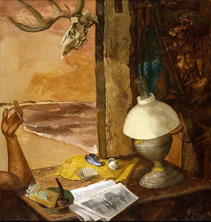 Meditation at Twilight by Morris Kantor