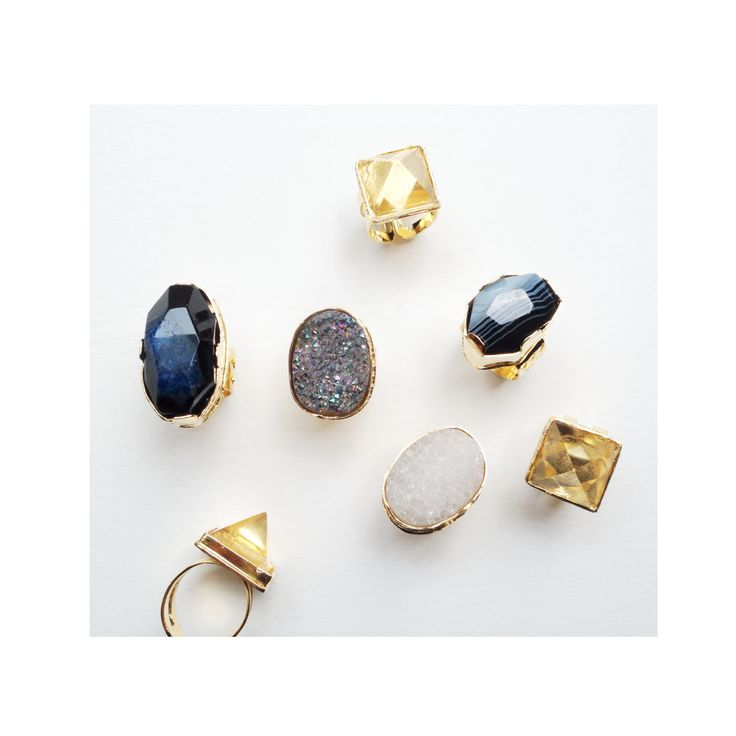 #rings #gemstones