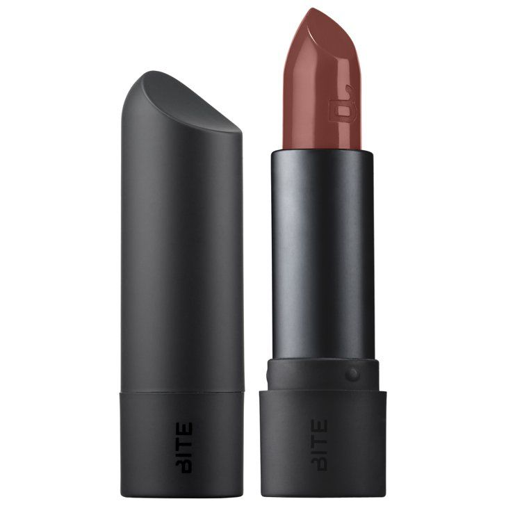 Pin for Later: Bite Beauty's Newest Formula Is a Lipstick-Lover's Dream Come True Bite Beauty Amuse Bouche Lipstick in Chai Bite Beauty Amuse Bouche Lipstick in Chai ($26)