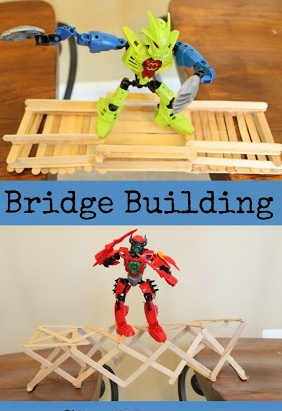 Bridge Building Challenge