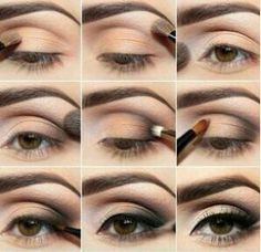 41 best eye shadow tips images on pinterest applying eyeshadow how to apply eyeshadow for beginners simple tutorial ccuart Images