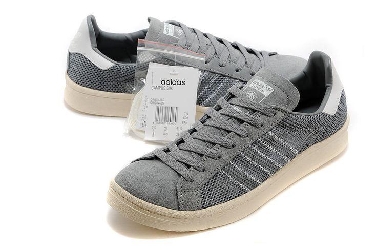 Adidas Originals X KZK 84-Lab Campus 80s Grey Q034895 http://www.adboostsaleb.com/
