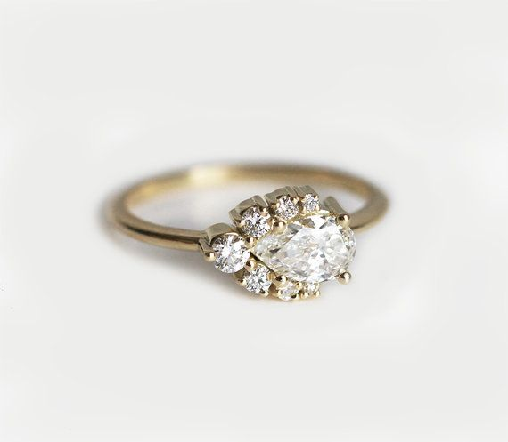 best 25 pear rings ideas on pear ring