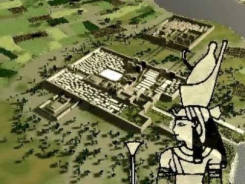 건축자료 - 02. 고대 이집트 건축 (Egyptian Architecture)