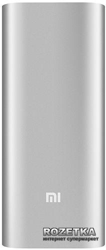 УМБ Xiaomi Mi Power Bank 16000 mAh Silver (VXN4069CN) – купить на ➦ Rozetka.ua. ☎: (044) 537-02-22, 0 800 503-808. Оперативная доставка ✈ Гарантия качества ☑ Лучшая цена $