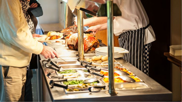 You don't have to be a member to enjoy our popular Sunday Carvery. Prices from only £8.00