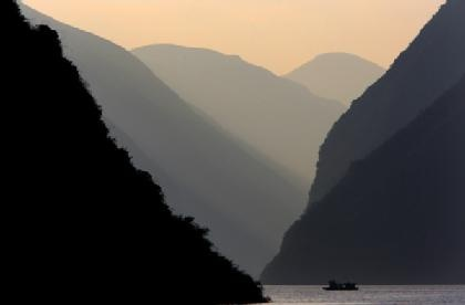 China. A cruise along the tranquil Yangtze River reveals China's most inspiring landscapes.