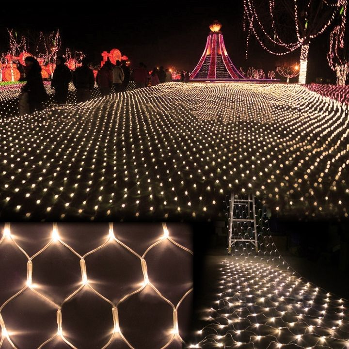 99 best overhead wedding lighting images on pinterest wedding led xmas holiday garden curtain house window wall fairy string net lights in home furniture diy lighting fairy lights junglespirit Gallery