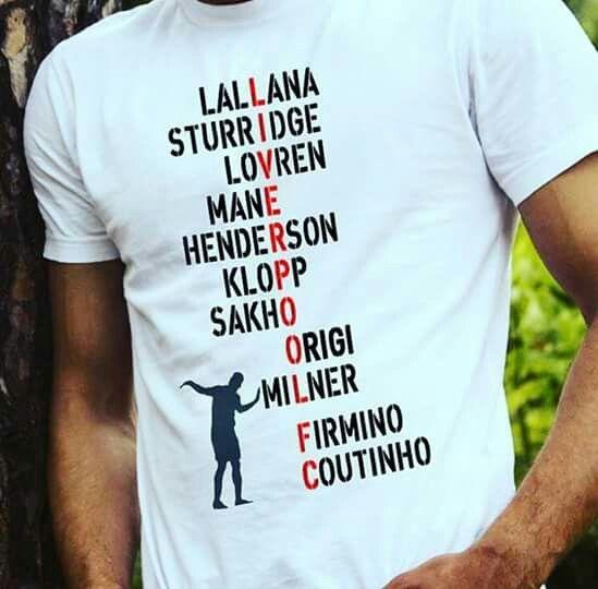 Nice T-shirt #lfc #ynwa