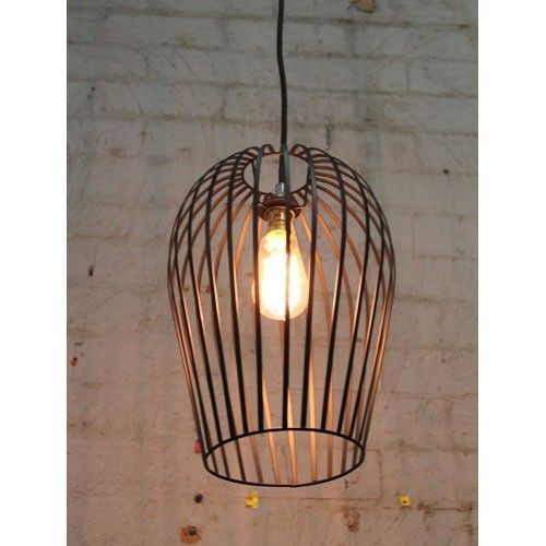 Vintage Wire Cage Ceiling Light - Fat Shack Vintage - Milan Direct