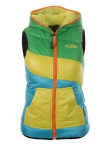 Bezrękawnik Alpinecrown Ladies Padded Vest Oceania