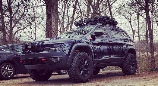2 Inch Lift Kit: 2014-2020 Jeep Cherokee KL | Jeep ...
