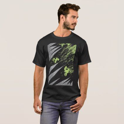 FUN EXTREME MOTOCROSS T-Shirt - fun gifts funny diy customize personal
