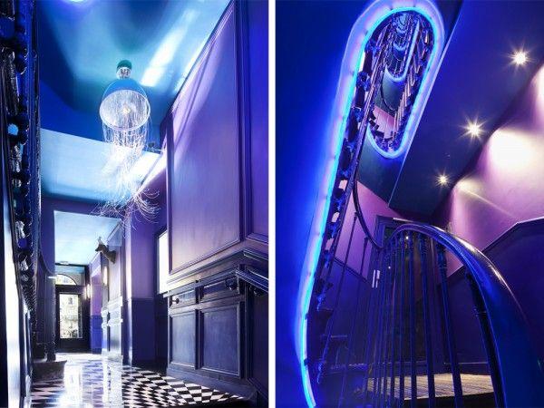 Hôtel Original à Paris - Couloirs