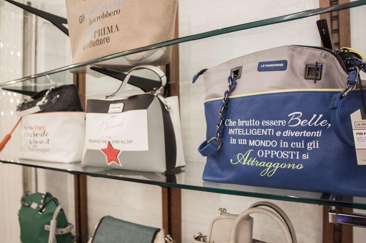 Le Pandorine Borse PE 2016 | Abbigliamento Donna Brescia - Nico Boutique