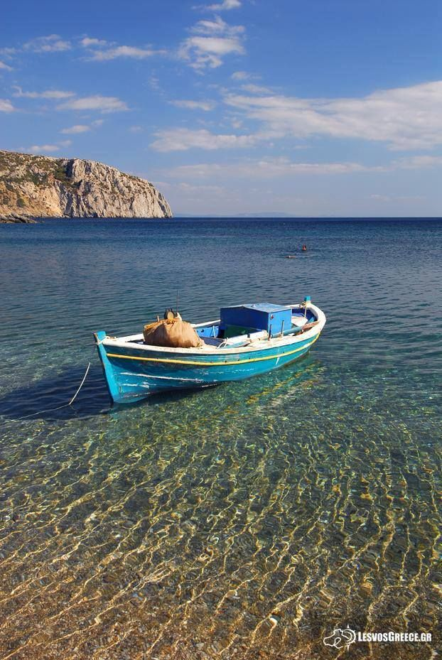 10 The best 10 beaches in Lesvos