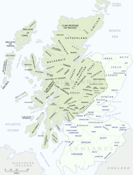 Family history in Scotland | Scottish Genealogy & Family History - Scottish Ancestry