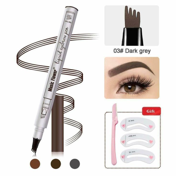 Details about eyebrow tattoo pen microblading eyebrow