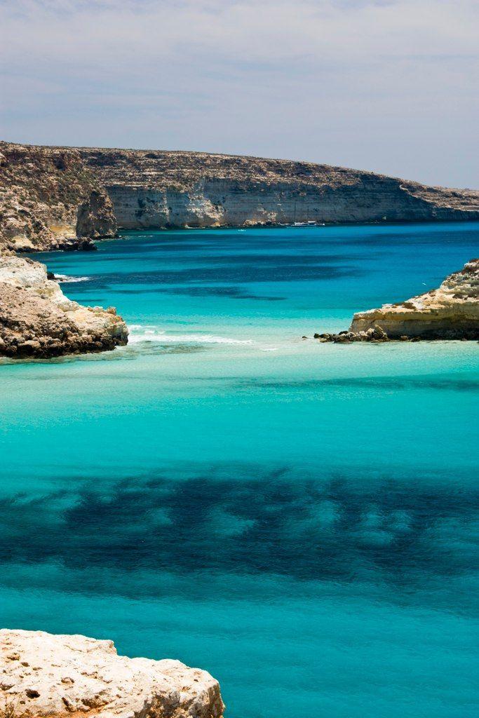 Vista dal Promontorio | Lampedusa