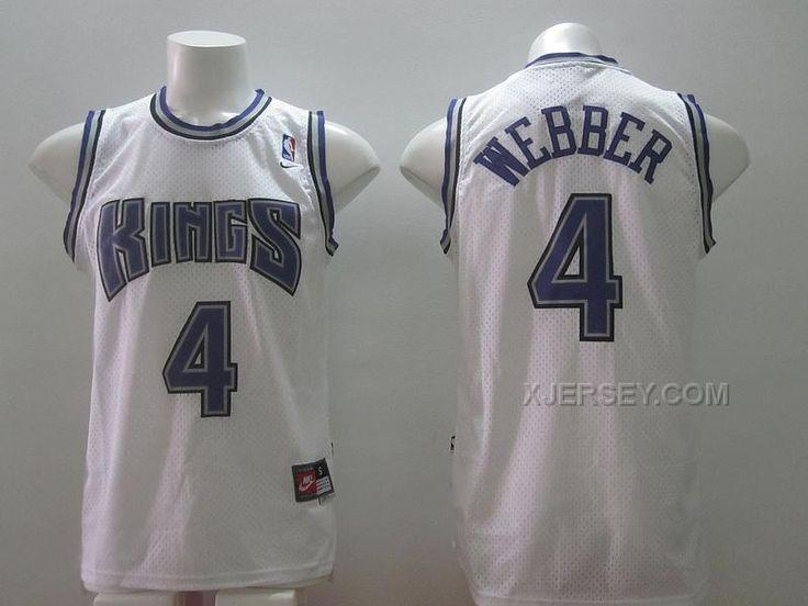 jersey nike nba swingman purple youth boys s httpxjerseykings 4 webber . chris webbersacramento kingswhite .