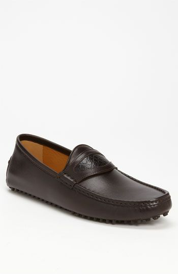 Gucci 'Auger' Driving Shoe available at #Nordstrom