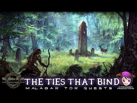 Quest: The Ties that Bind Questgiver: Nilaendril Level: 37
