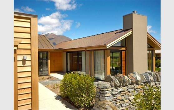 Jacks Point house, Queenstown