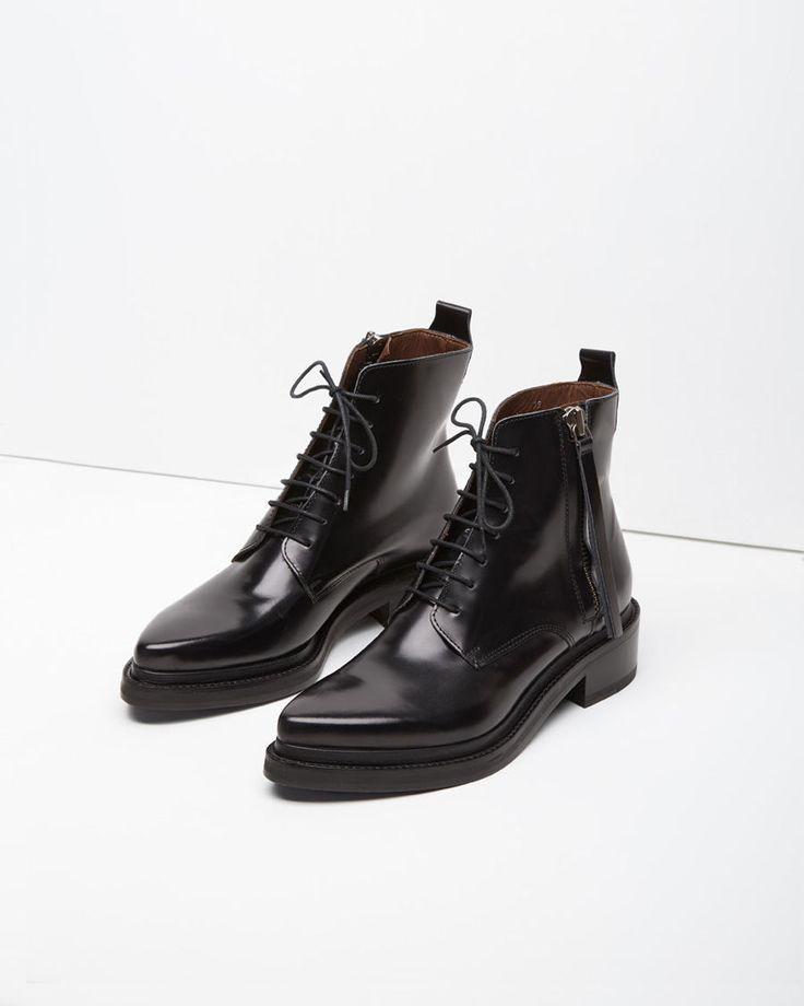 ACNE STUDIOS | Linden Boot | Shop at La Garçonne