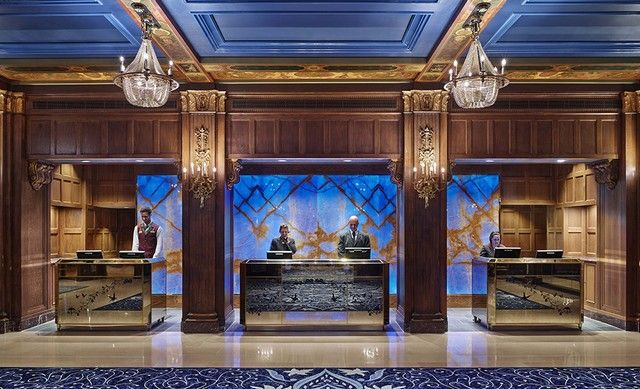 Rockwell Group revitalizes a historic Quebec hotel | Design Contract