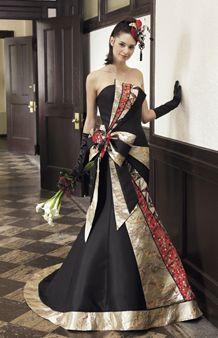 和ドレス from Takeda Bridal