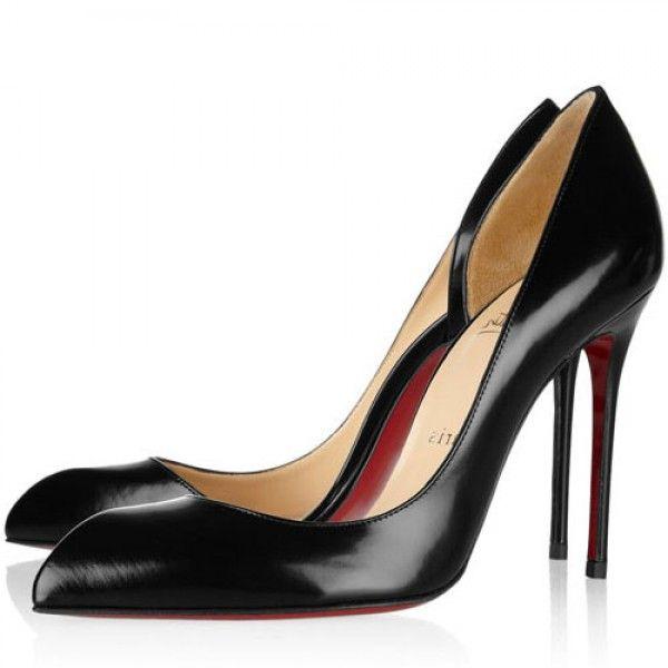 Pigalle Chiarana 100mm Leder Pumps Schwarz Online-Verkauf sparen Sie bis zu 70% Rabatt, einfach einkaufen und versandkostenfrei.#shoes #womenstyle #heels #womenheels #womenshoes  #fashionheels #redheels #louboutin #louboutinheels #christanlouboutinshoes #louboutinworld