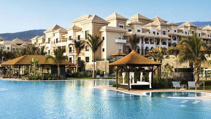 Holiday to Sensatori Resort Tenerife in GUIA DE ISORA (SPAIN) for 4 nights… #holidays #flights #hotels #thomson #cheapholidays #cheapflights