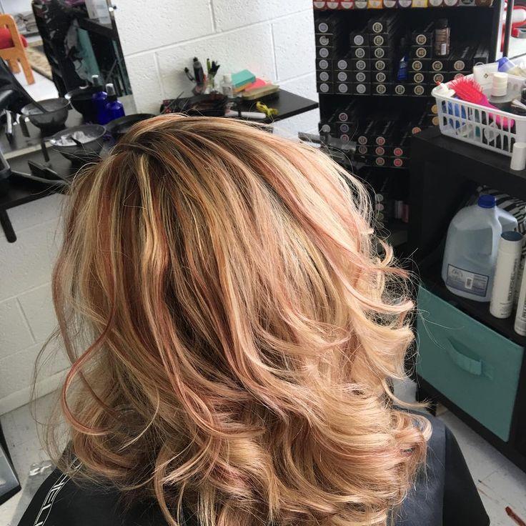 cool Красивое мелирование на светлые волосы (50 фото) — Темное и светлое окрашивание