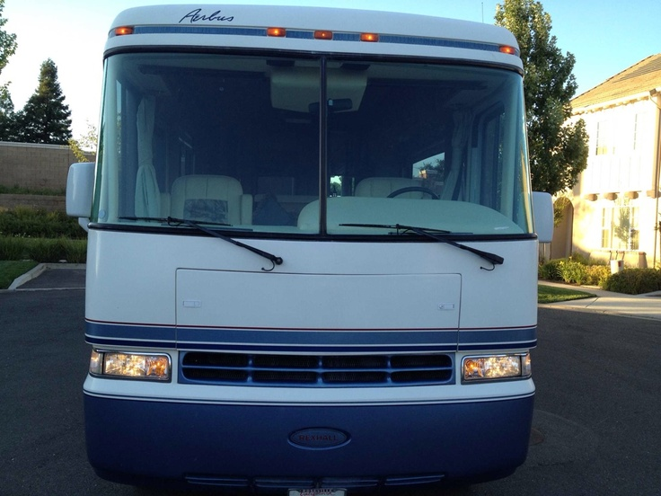 NICE 2000 AIRBUS BY REXHALL CLASS A 30FT 19K ACTUAL MILES! LOADED Powered by Ford V10 W/Over Drive Transmission. basement model. Sofa Full Size Kitchen W/All appliances. And Full bathroom W/Large shower. rear Queen Bedroom 54/Hours On 5000 Watt Generator. This rv is Very Well Taken Care of. No pets non smoker Many extras. Asking $22,500 Call for more information at (916)220-4255 thank you for viewing