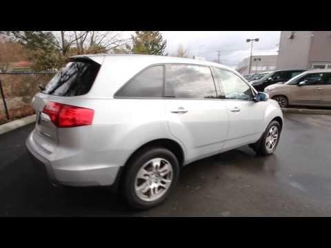 2007 Acura MDX 4WD 3.7L V6 | Gray Metallic | 7H518858 | Redmond | Seattle