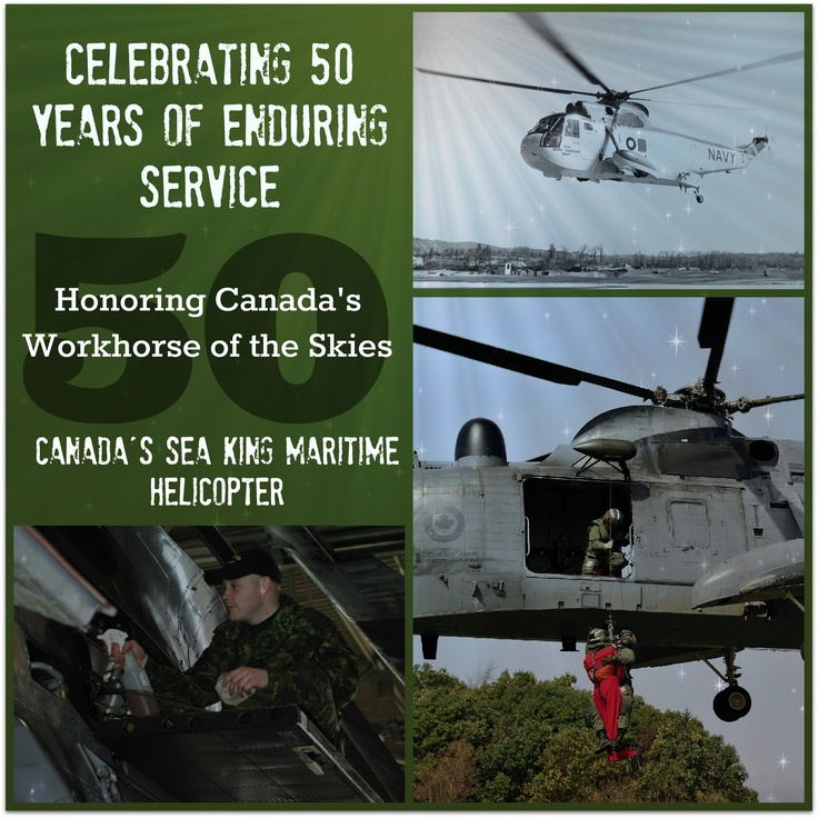 The Glorious Sea King - 50 Years of Enduring Service