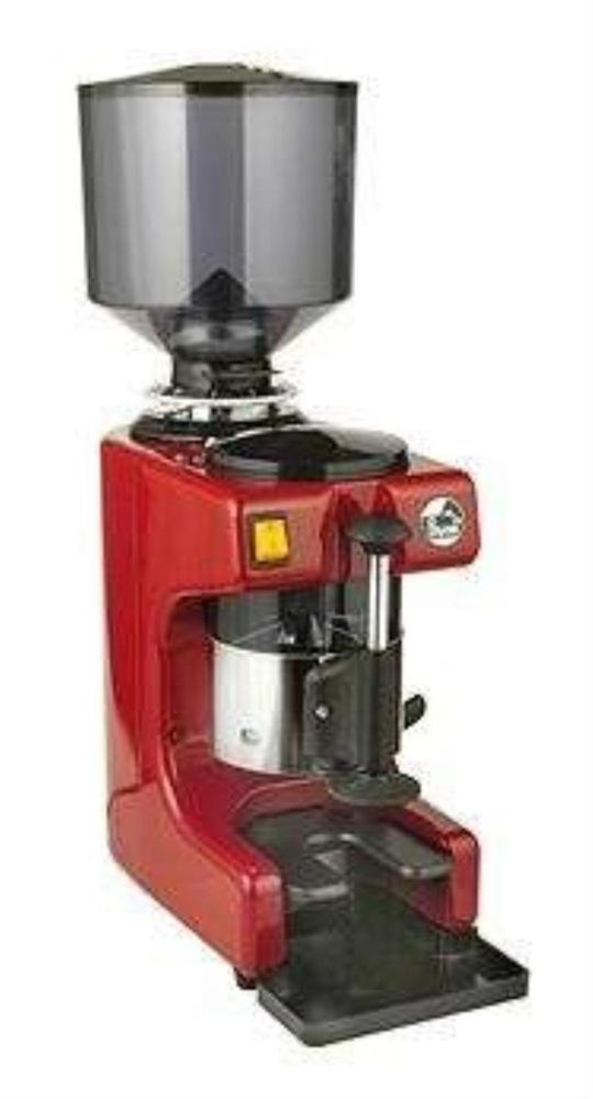 La Pavoni Commercial Coffee Grinder 2.2-Pound Capacity Hopper Red and Stainle... #LaPavoni | $960.00