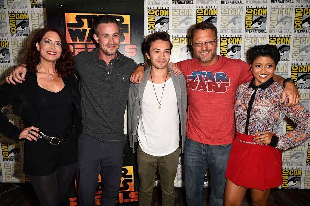 More 'Star Wars Rebels' Cast Members Confirmed For Celebration Orlando