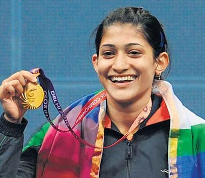 She won the gold medal at the South Asian Games held in 2006. In the 2010 Commonwealth Games, she won the gold medal in Women's Doubles event pairing with Jwala Gutta. At London Olympics, pairing Jwala Gutta she lost her opening match in the women's double competition to the Japanese duo Reika Kakiiwa and Mizuki Fujii in three sets. She won her next doubles match against the Chinese Taipei pair of Cheng and Chien in three sets with the scorelines reading 25-23, 14-21, 21-18 .