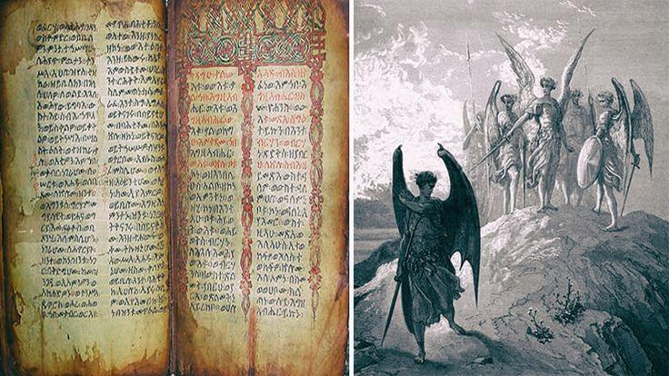 El Libro de Enoc: Historia de los Nephilim, los «Ángeles Caídos» y cómo dios «limpió» la Tierra - http://codigooculto.com/2017/05/el-libro-de-enoc-historia-de-los-nephilim-los-angeles-caidos-y-como-dios-limpio-la-tierra/