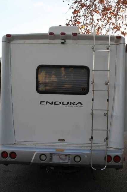 "2004 Used Gulf Stream Endura Class C in California CA.Recreational Vehicle, rv, 2004 Gulf Stream Endura , ""Maximizing storage and living Space for you and your family. The Endura exterior features superslick fiberglass, one-piece textured fiberglass Filon Flexroof, Bus Style basement storage doors with Heavy-Duty Slam Latches, a pre-molded one-piece front cap and more...."" Good condition 2004 Gulf Stream Endura 6340 34 foot Motor Home, Fairly new tires, Double Slide Out Rooms W/ new Slide…"