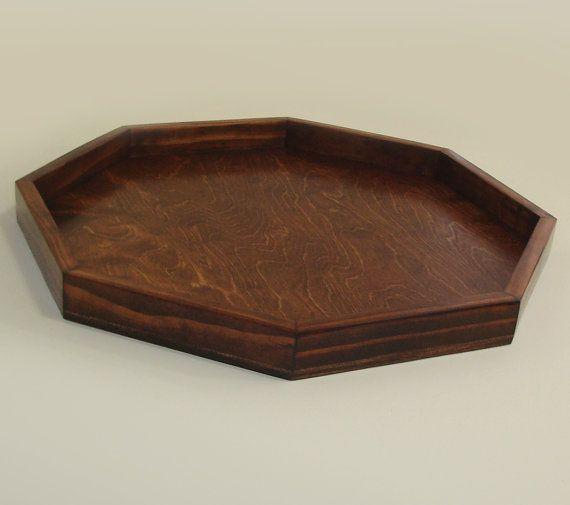 Will Make Custom Serving Tray Any Sizw Any Wood
