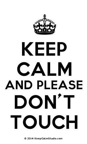 [Crown] Keep Calm And Please Don