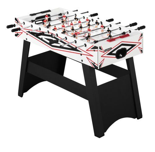 Harvard Foosball Table 4 Foot