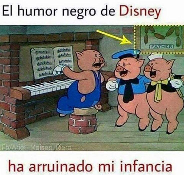 Humor de Disney
