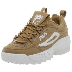Fila Men's Disruptor II Sneaker,Wheat/White,11 M US ...