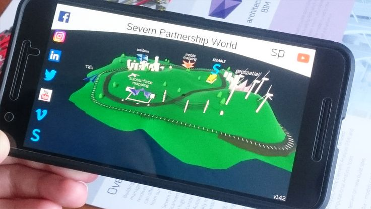 Interactive 3D mobile app development for Android