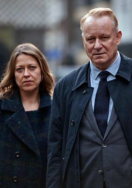 BBC iPlayer Nicola Walker & Stellan Skarsgard in River Finale dance choreographed by Caroline Pope